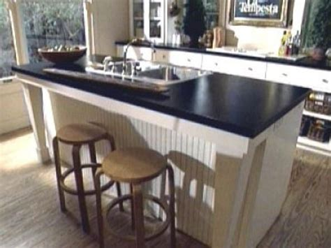 What To Put On A Kitchen Island Kitchen Island With Dishwasher And Sink Nurani Org