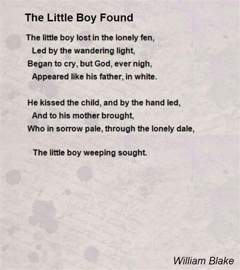 boy on a swing poem the little boy found poem by william blake poem hunter