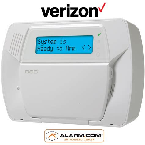 dsc impassa scw457avznt wireless alarm panel