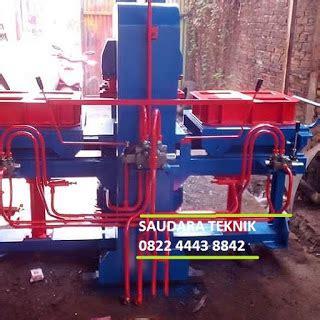 Harga Cetakan Batako Jogja mesin cetak batako press otomatis dan manual
