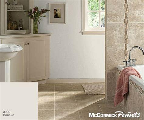 mccormick paints bonaire 0020 light and airy neutral bathroom paint paintcolor