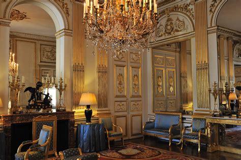 Palace Interiors by File H 244 Tel De Charost Jp2010 Salon Bleu 1 Jpg Wikimedia