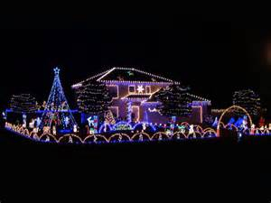 light show ideas home survival skills put up your lights now