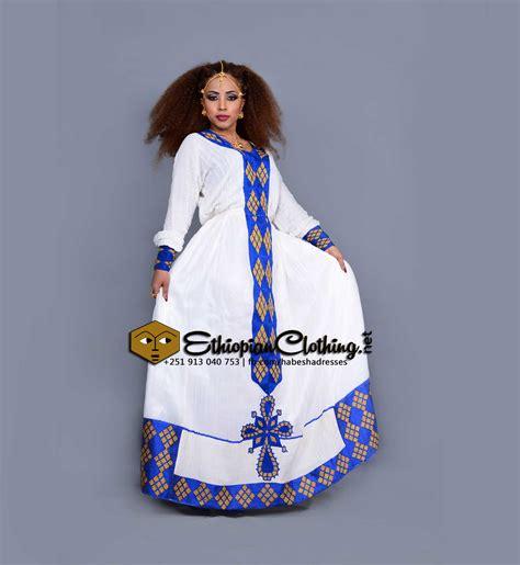 habesha dress habesha kemis traditional habesha dress
