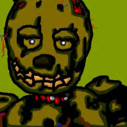 Spring trap fnaf3 by tylerzila on deviantart