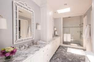 Antique Silver Wall Sconces White And Grey Marble Bathroom Countertops Transitional