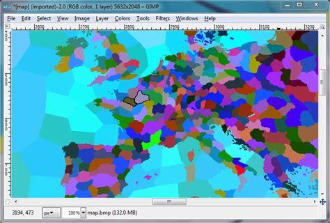 gimp creating a border games map borders on gimp graphic design stack exchange