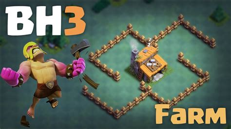 boat clash of clans clash of clans builder hall 3 bh3 anti 3 star base