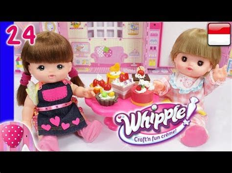 Jepit Boutique Doll i 2 shop deluxe supermarket morning ready fo