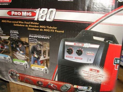 lincoln pro mig 180 parts lincoln electric pro mig 180 welder wire feeder