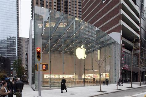 the 10 best new stores in new york 2015 the top ten awe inspiring apple stores in the world