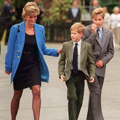 princess diana s children all the ways princes william and harry are carrying on