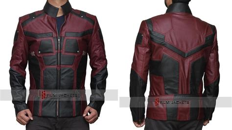 6 Themed Jackets by Daredevil Themed Leather Jacket Will Make You Look And