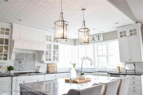 kitchen pendants over island