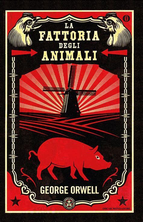 la fattoria degli animali 8804667923 la fattoria degli animali george orwell george orwell