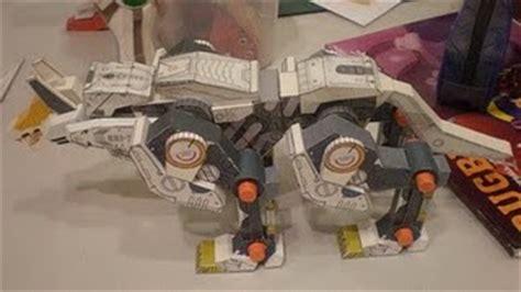 Zoid Papercraft - zoids papercraft command wolf papercraft paradise