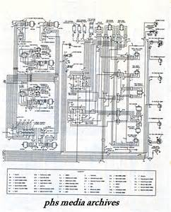 tech series 1961 1963 thunderbird wiring schematics phscollectorcarworld