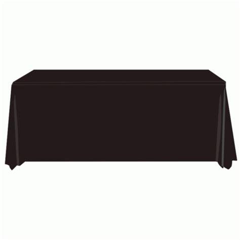 plain black table cloth 5ft plain tablecloth conference table cloth no print