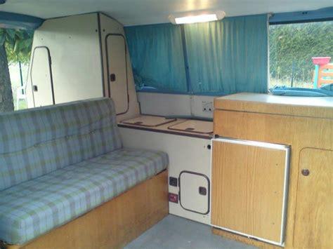 Car Interior Renovation Le Combi T3 De Benjamin Be Combi