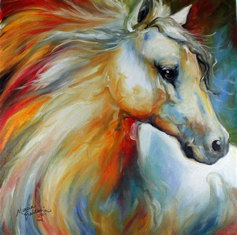 painting horses gallery no 1 an original