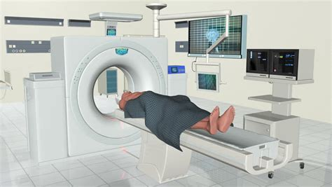 are there cameras in hospital rooms mri scan in hospital room panning alpha 1 stock footage 5677460