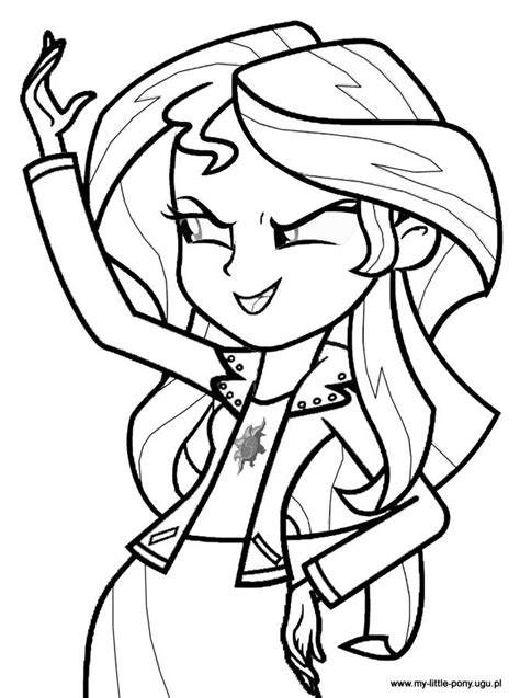coloring pages my pony printable my pony equestria coloring pages to print and
