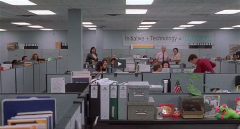 Office Space On Tv Office Space Are The Fictitious Names Initech And