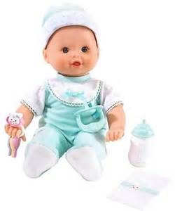 talking baby dolls the quest for a non white doll as time flies