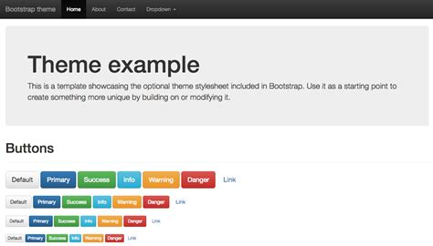 bootstrap themes cdn twitter bootstrap vs semantic ui