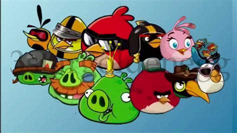 angry birds character animation 3stargoldenegg 2