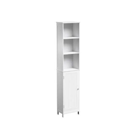 richmond white bathroom storage unit