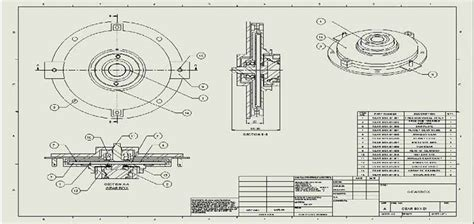 Tesla Mechanical Engineer Mechanical Cad Projects Assembly Drawings Mechanical