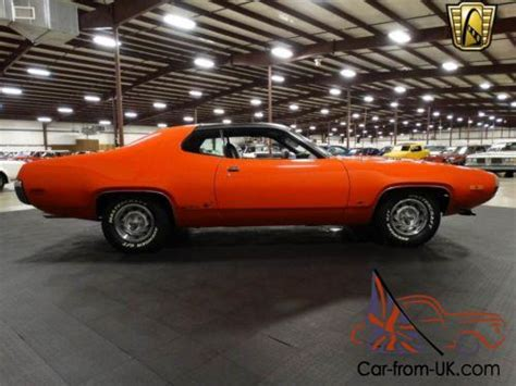 1972 plymouth roadrunner gtx for sale 1972 plymouth road runner gtx