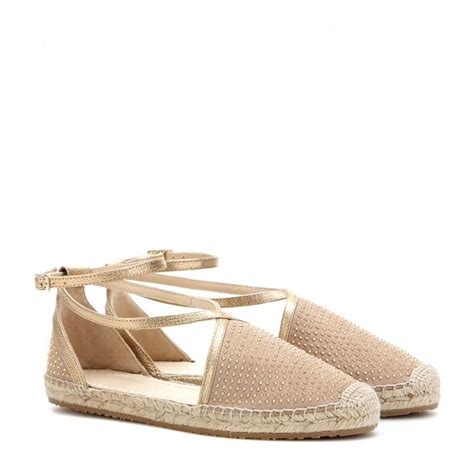 Flatshoes High Heels Valentino Rockstud Suede Mirorr Quality 100 best images about embellished espadrilles on flats valentino wedges and