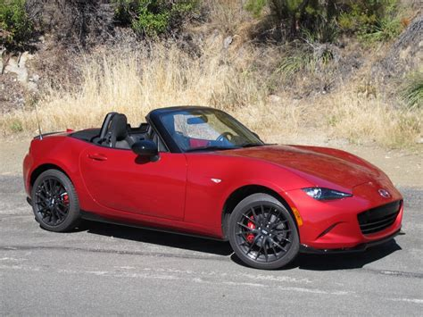 mazda miata 2016 mazda mx 5 miata video road test