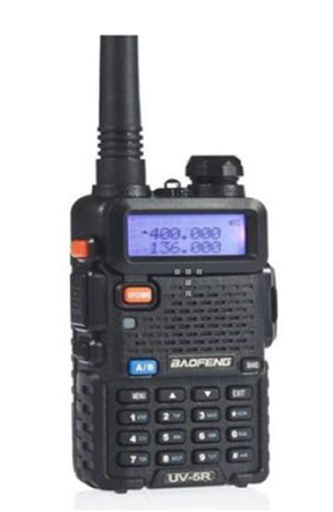 Radio Komunikasi Baofeng Uv 5r 128 Channel Dual Band radio komunikasi dualband ht baofeng uv5rc