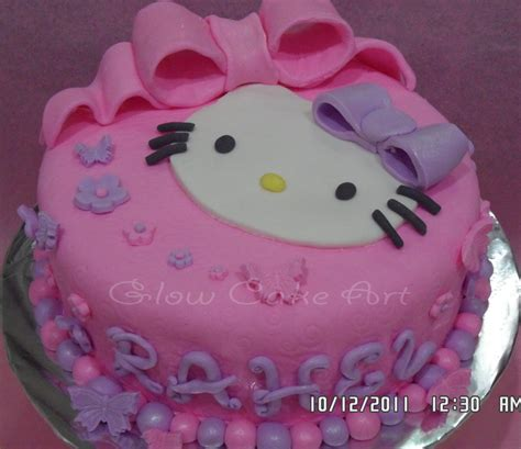 membuat kue hello kitty kue ultah karakter di my cake search results calendar 2015