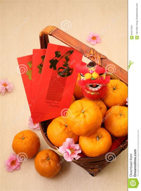 new year how many oranges to give mandarin oranges in basket with new year