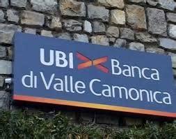 Banca Valle Camonica by Banca Di Valle Camonica Tempini Alla Presidenza Quibrescia