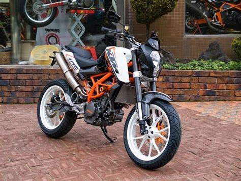 Suzuki Gebraucht Motorrad Händler by Racing Caf 232 Ktm Duke 125 By Steve Motorcycle Supply