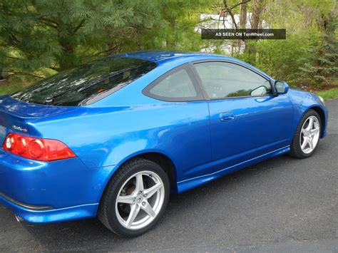 old car manuals online 2005 acura rsx on board diagnostic system 2005 acura rsx type s no accidents garage kept maintenance records