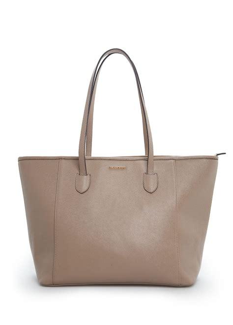 Mango Saffiano Office Bag mango saffiano effect shopper bag in brown lyst