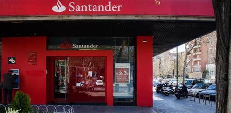 trabajar en banco santander banco santander prescindir 225 de algo m 225 s de 1 660 puestos