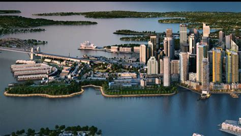 New Home Construction Plans by Barangaroo City Of Sydney