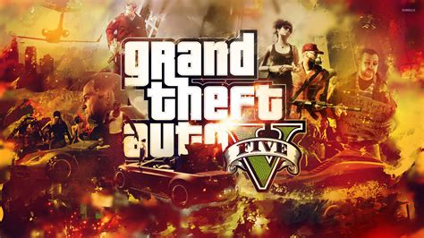 wallpaper game gta grand theft auto v wallpaper game wallpapers 15691