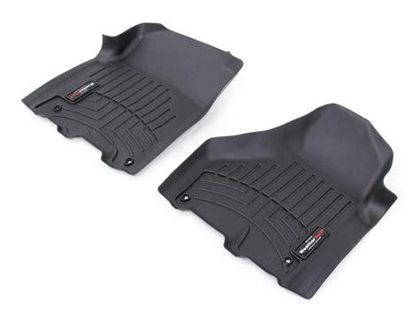 2017 ram 2500 weathertech front auto floor mats black