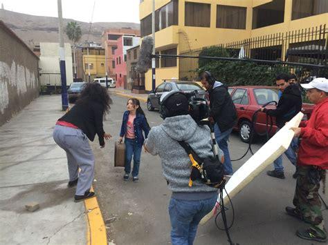 detras de camaras de las tres marias mira aqu 237 c 243 mo se graba la telenovela peruana quot mis tres