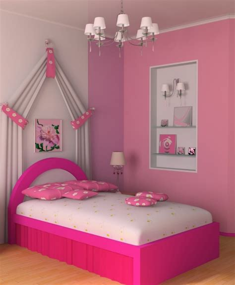 pink bedroom decor cute bedroom ideas for teenage girl home interior