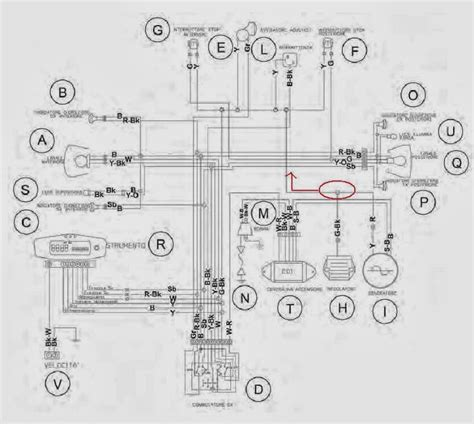 1994 wr 250 wiring diagrams wiring diagram schemes