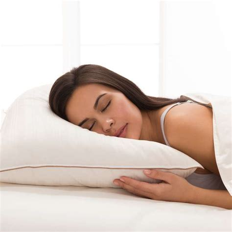 Pillow In Bed by Bed Pillows Target